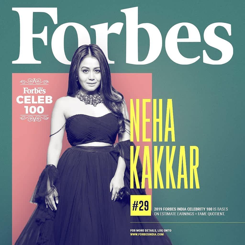 Neha Kakkar Age, Height, Biography, Boyfriend, Instagram | TikTokFaces
