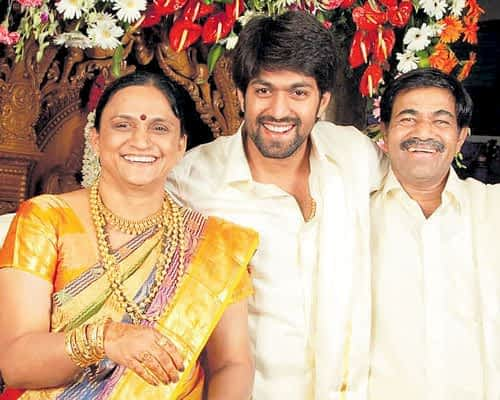 yash father and mother