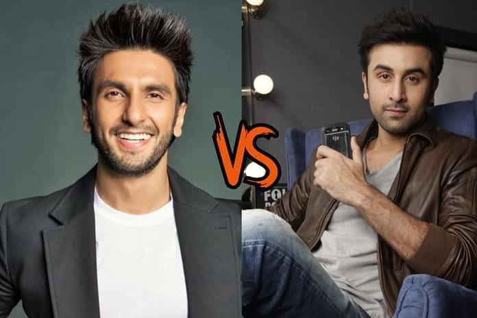 Ranveer Singh VS Ranbir Kapoor